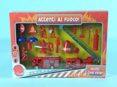 Set pompieri Globo