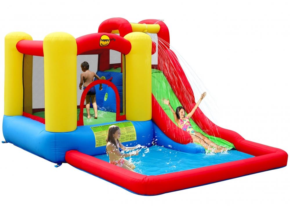 Spatiu de joaca gonflabil cu apa Jump