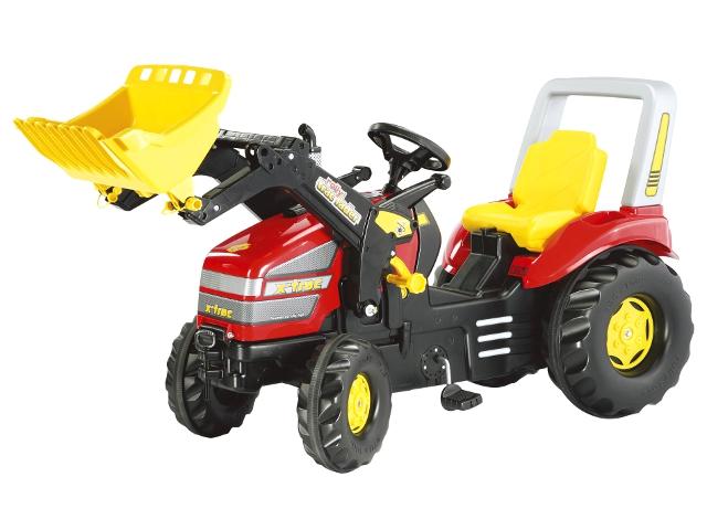 Tractor Rolly Toys X-trac Cu Cupa