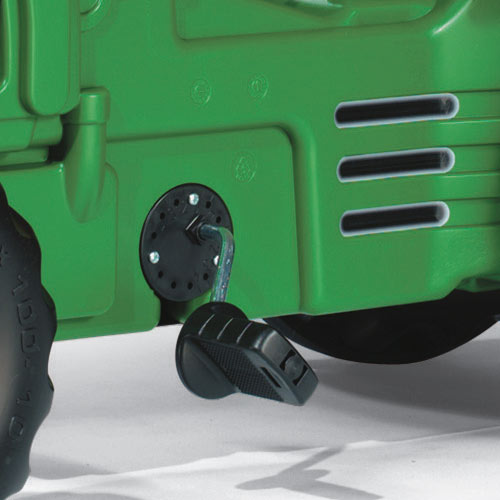 Tractor Rolly Toys X-Trac John Deere cu cupa