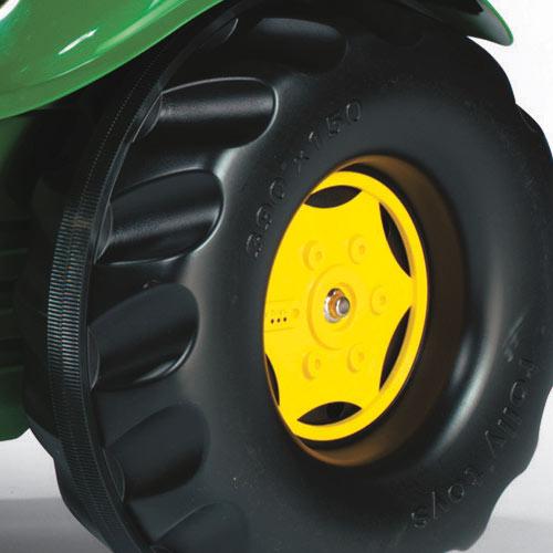 Tractor Rolly Toys X-Trac John Deere cu cupa - 2