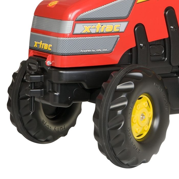 Tractor cu Pedale Rolly Toys X-Trac imagine