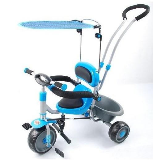 Tricicleta pentru copii Ares 908-1 Albastra