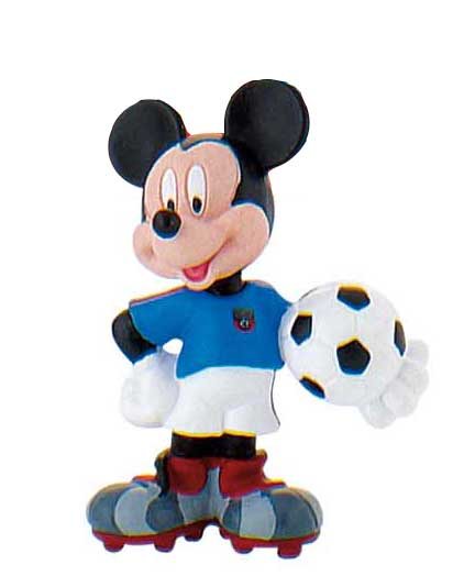 WD Mickey Goal Italy