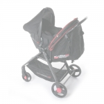 Carucior Travel system Metro Ferrari 2 in 1