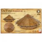 Macheta de construit Masina blindata Leonardo Da Vinci.