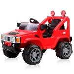 Masinuta electrica Chipolino Park Ranger red
