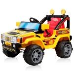 Masinuta electrica Chipolino Park Ranger yellow