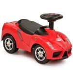 Masinuta fara pedale Racing Car Red