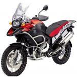 Motocicleta BMW 1200 GS, Macheta, Scara 1:9