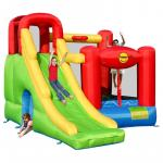 Saltea Gonflabila Happy Hop Play Center 6 in 1