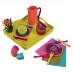 Set vase si ustensile B.Toys
