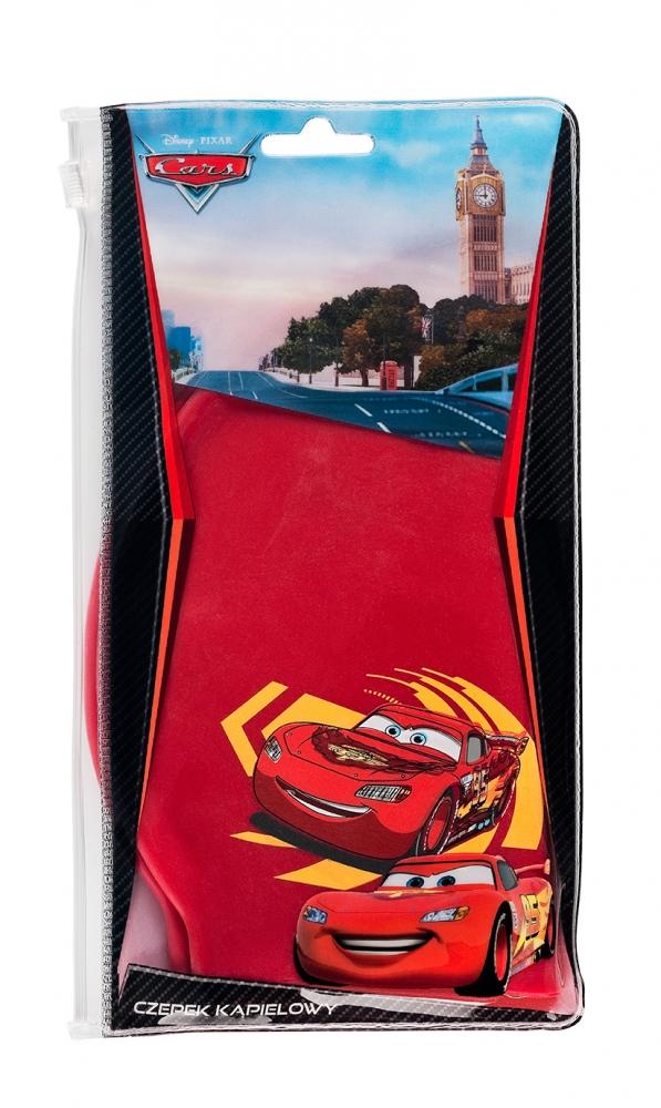 Casca pentru inot Disney Cars Rosu