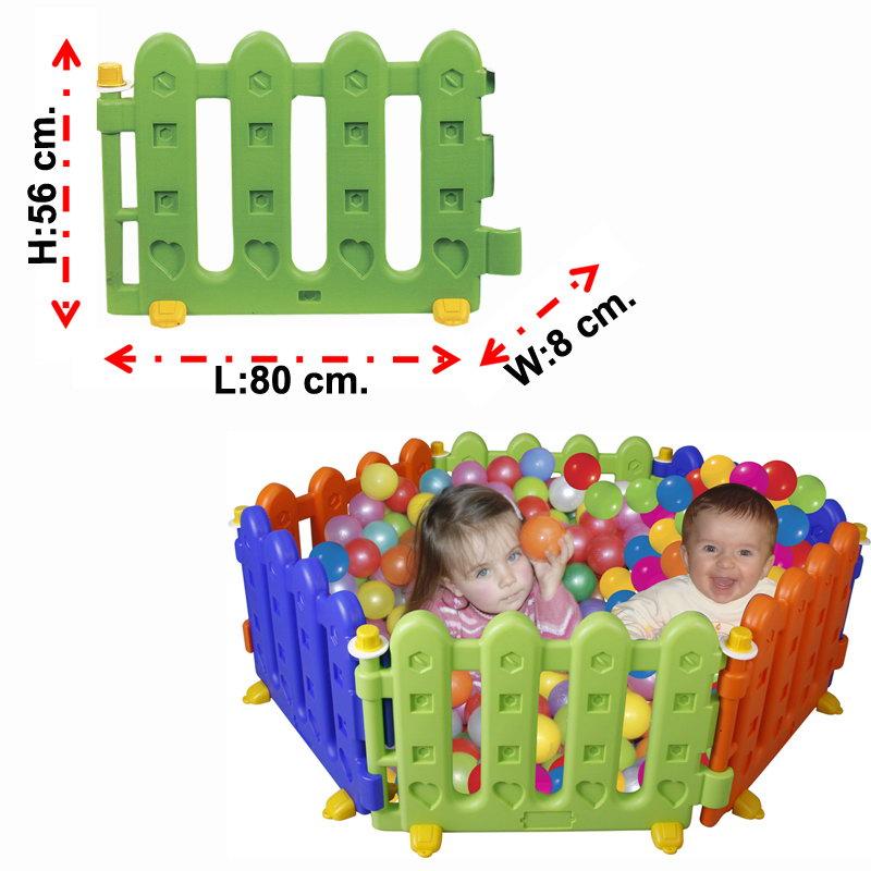 Gardulet loc de joaca pentru copii Play Area Hedge