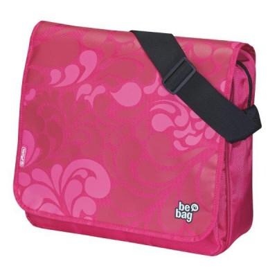 Geanta de umar Messenger Be Bag Ornament Pink Herlitz