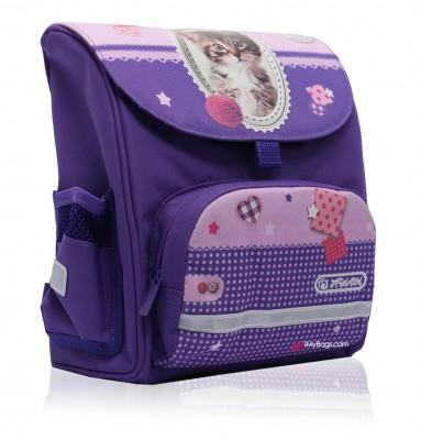 Ghiozdan neechipat Mini Softbag Pretty Pets Pisica Herlitz