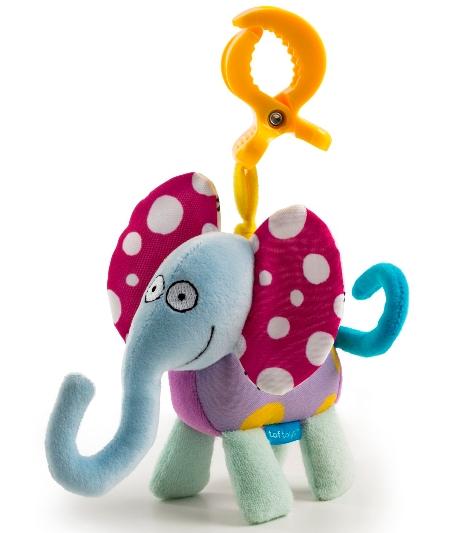 Jucarie Elefantul ocupat