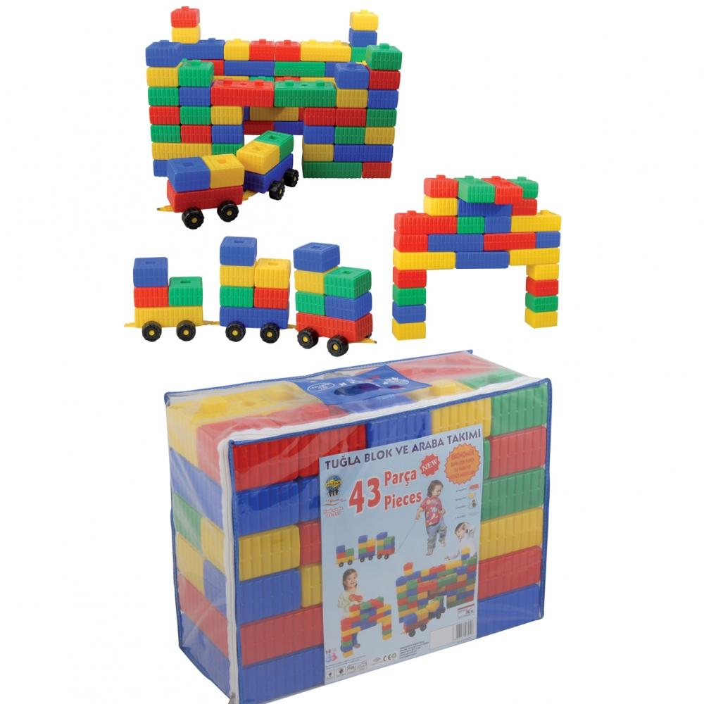 Lego mare Pilsan Toys