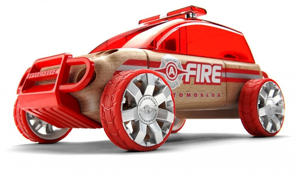 Masinuta de pompieri X9 SUV