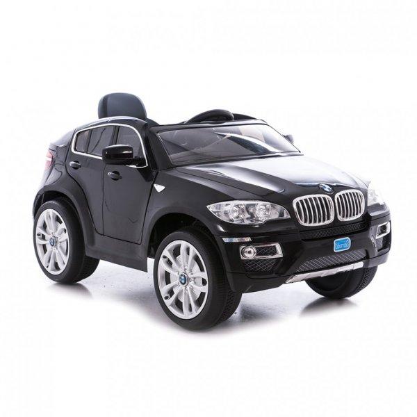 Masinuta electrica 12V BMW X6 Black cu telecomanda