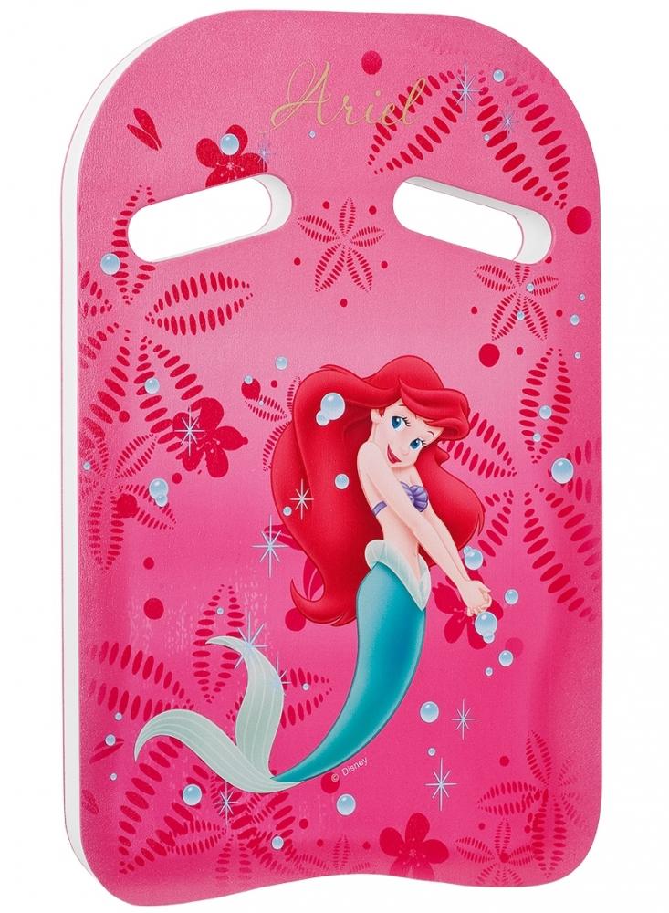 Placa inot Mica Sirena roz