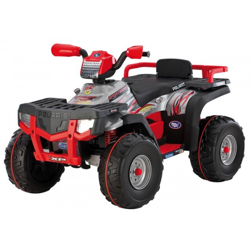 ATV electric Polaris Sportsman 850 Peg Perego