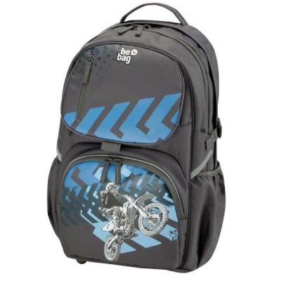 Rucsac Be.Bag Cube Motorracer Herlitz
