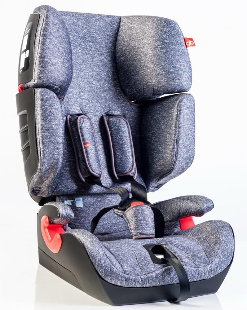 Scaun auto GB 9-36 Evolution XT Denim thumbnail