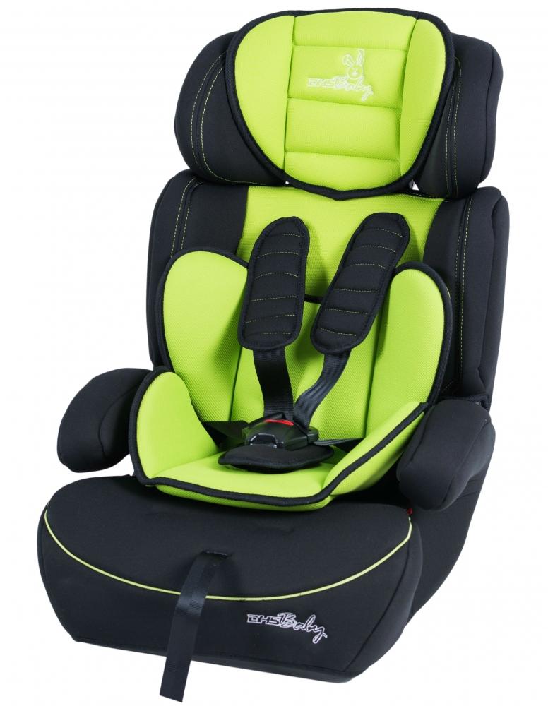 Scaun auto 9-36 kg Dhs Baby Moon Verde