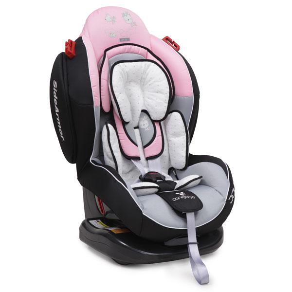 Scaun auto Cangaroo Journey Forest 9-25 kg Pink