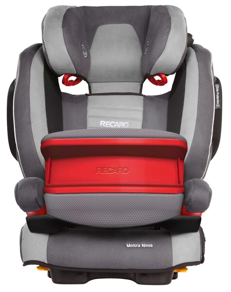 Scaun auto copii cu Isofix Monza Nova IS Shadow