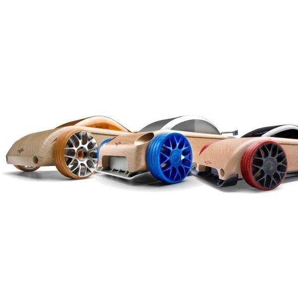 Set 3 masinute Mini C9-S,S9-R,C9-R