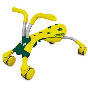Tricicleta pliabila fara pedale Scramblebug Bumblebee