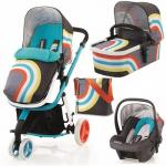 Carucior Cosatto 3 in 1 Giggle New Wave