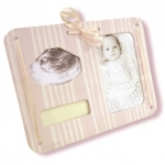 Rama foto Baby Print 3 in 1 pink