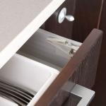 Set sistem de siguranta pentru sertarele superioare BebeduE 1328