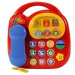 Telefon bebe muzical Simba