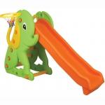 Tobogan cu cos de baschet Elefant