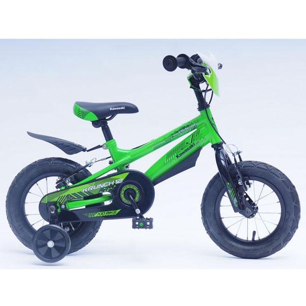 Bicicleta copii Kawasaki Krunch green 12 Ironway