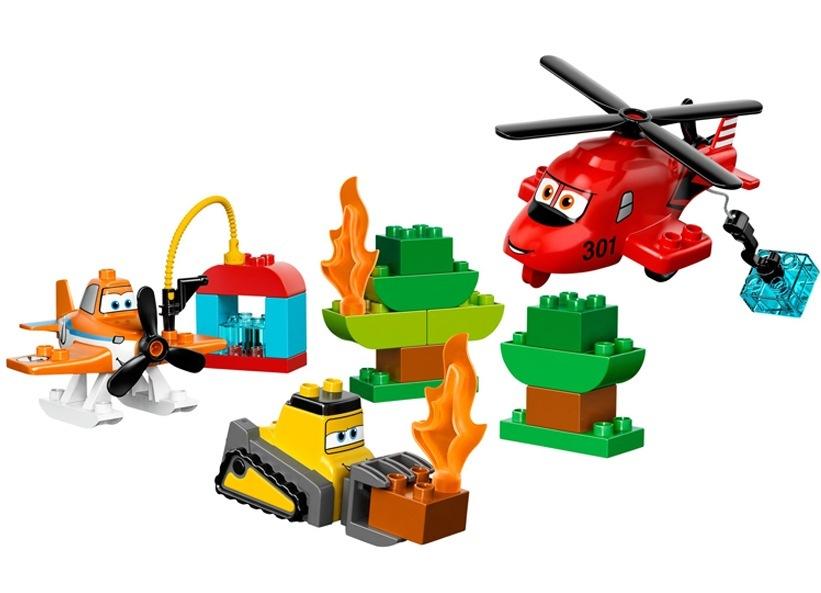 Echipa de pompieri si salvare (10538)