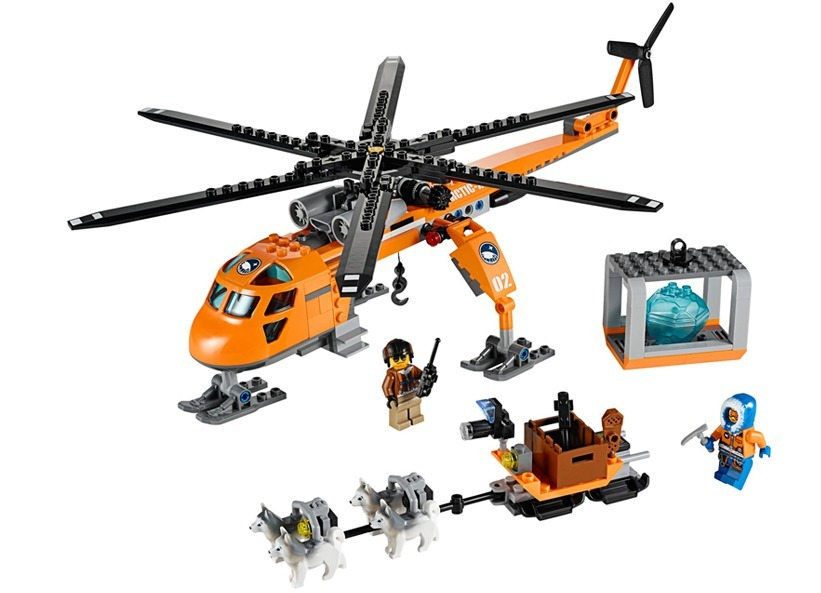 Elicopter arctic (60034)