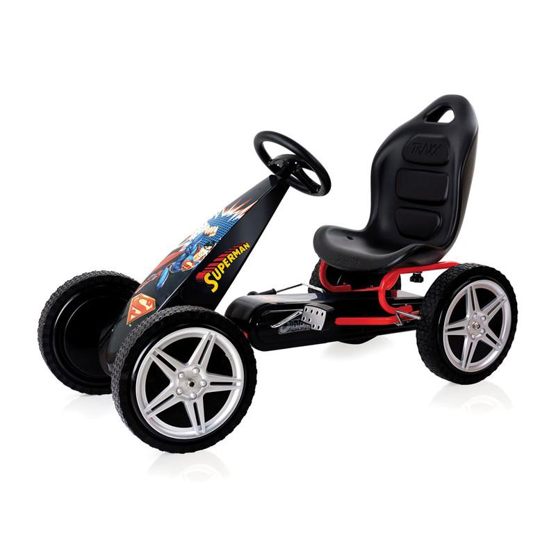 Go Kart Hauck Hurricane Superman