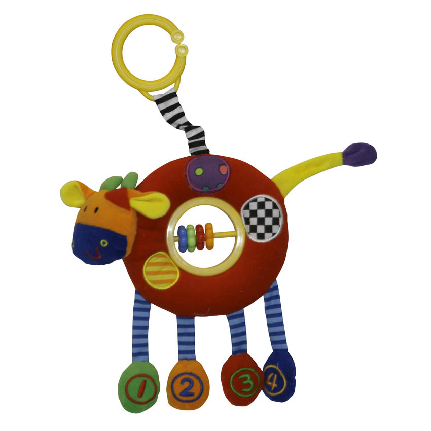 Jucarie plus Activity Cow 23 cm