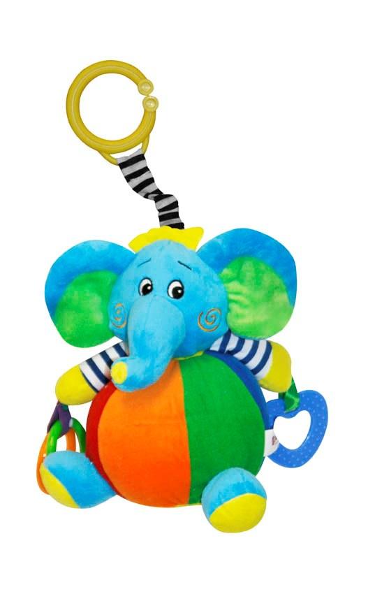 Jucarie plus Elephant 21 cm