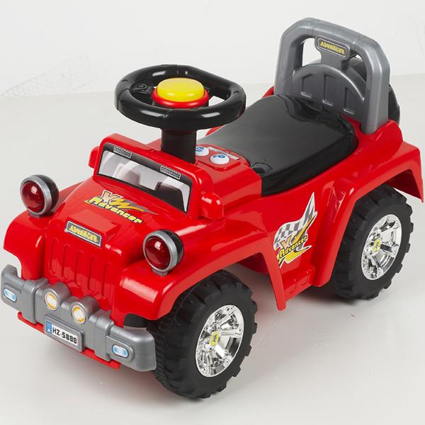 Masinuta Chipolino SUV red