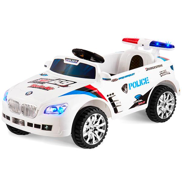 Masinuta electrica Chipolino Police white