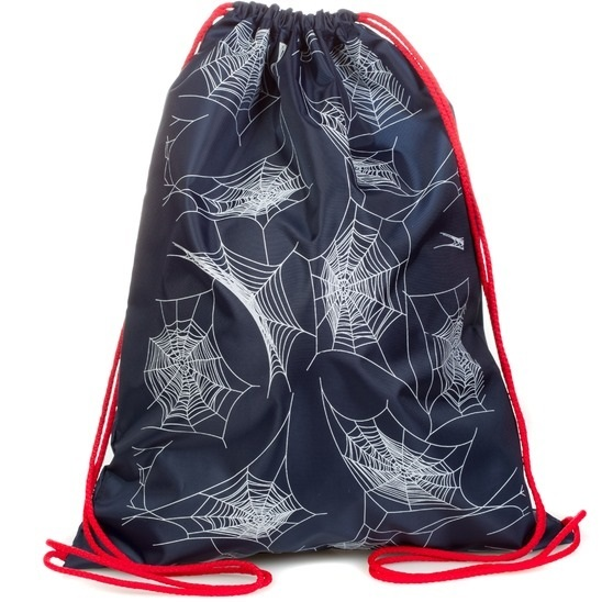 Saculet de sport Spider Bleumarin