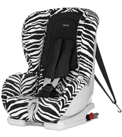 Scaun auto Versafix Zebra Isofix Romer