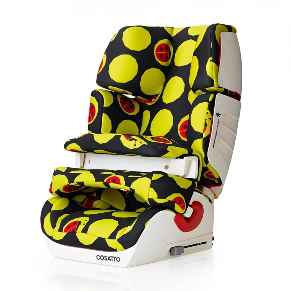 Scaun auto Cosatto cu isofix TROOP Ladybug