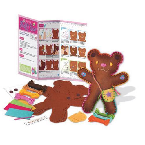 Set Creatie Ursulet Teddy